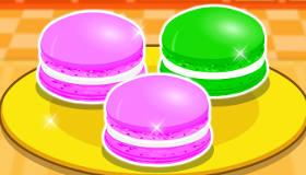 Jeux de fille : Recette de macarons