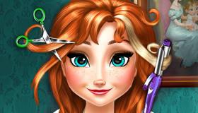 stars : Coupe de cheveux d'Anna de La Reine Des Neiges