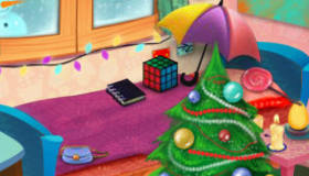 gratuit : La chasse aux objets de Noël