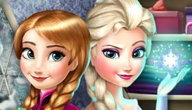 stars : Compétition de mode de La Reine des Neiges