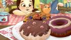 cuisine : Décoration de petits beignets