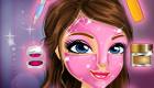 Jeux de fille : Un maquillage pour une danseuse de Salsa