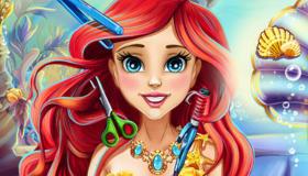 stars : Une coupe de cheveux pour La Petite Sirène