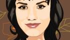 stars : Habille Demi Lovato