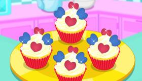 cuisine : Jeu gratuit de cupcake