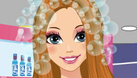 maquillage : Coiffure de vacances