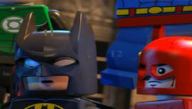 stars : The Lego Movie