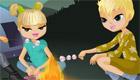 habillage : Jeux de fille et de copines