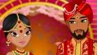 habillage : Jeu de mariage indien