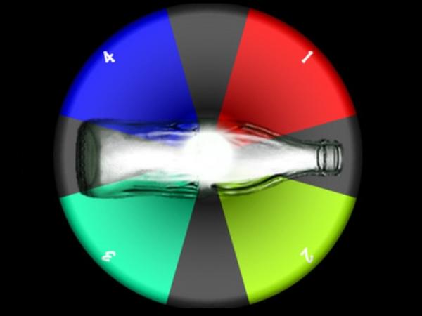 Le jeu de la bouteille