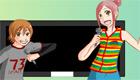habillage : Jeux de filles pour chanter