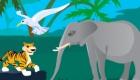 décoration : Jeu dans la jungle - 7