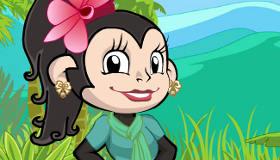 Jeux de fille : Habille Kiba
