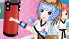 habillage : Jeu d'habillage de boxe pour fille