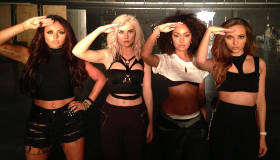 Paroles & vidéos : Little Mix - Salute