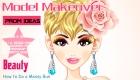 maquillage : Mannequin à relooker pour un magazine - 3