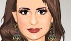 stars : Maquiller Rachel de Glee