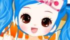 habillage : Jolie fille manga - 4