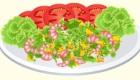 cuisine : Jeu de salade