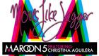 Paroles & vidéos : Maroon 5 - Moves Like Jagger