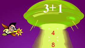 gratuit : Sauve le monde avec Mathman - 11