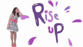 Paroles & vidéos : Maude - Rise Up