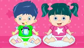 gratuit : Prendre soins des bébés