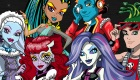 Jeu de coloriage Monster High