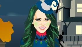 Halloween avec Hannah Montana