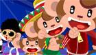 gratuit : Jeu de danse avec des singes
