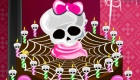 stars : Le gâteau d'Halloween des Monster High