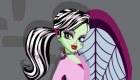 Jeux de fille : Salle de bain Monster High à décorer