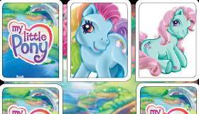 stars : Jeu de mémoire Equestria Girls