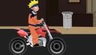 stars : Jeu de moto Naruto