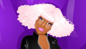 stars : Jeu de Nicki Minaj
