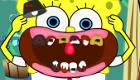 stars : Bob l'éponge chez le dentiste