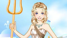 habillage : Princesse de l'océan