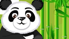 gratuit : Jeu de panda pour filles