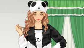 habillage : La mode panda
