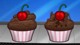 Jeux de fille : Papa Louie Cupcakeria