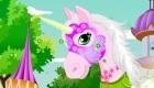 habillage : Habille Esmeralda la licorne - 4