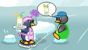 gratuit : Penguin Diner 2 - 11