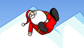 gratuit : Spécial Noël - Catapulte le père Noël!