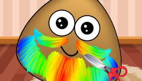 La barbe de Pou
