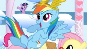 gratuit : My Little Pony Trouvez les différences