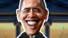 stars : Jeu du Président Obama