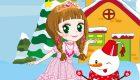 habillage : Princesse des neiges - 4