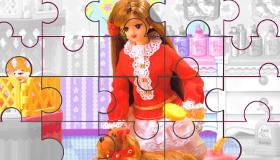 gratuit : Barbie puzzle
