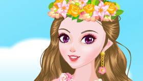 habillage : La princesse de Pâques