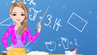 habillage : Relooker une professeur de maths